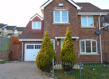 Thumbnail 4 bedroom semi-detached house to rent in Lon Yr Efail, Cardiff