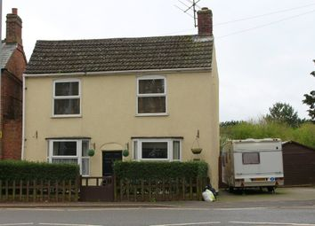 Thumbnail 3 bed detached house for sale in Quadring Road, Donington, Spalding