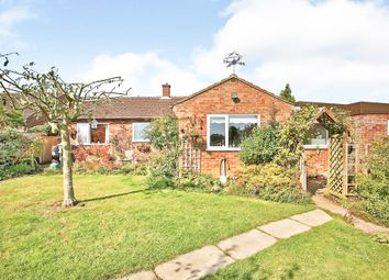 Thumbnail 3 bed detached bungalow for sale in Manor Close, Little Snoring, Fakenham