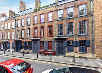 Thumbnail 4 bed town house to rent in Wilkes Street, London