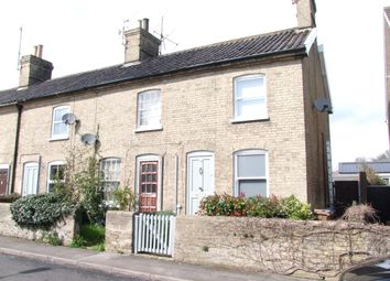 Thumbnail 2 bed end terrace house to rent in Albion Street, Saxmundham