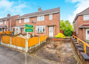 Thumbnail 2 bed semi-detached house for sale in Mountbatten Road, Walsall, West Midlands