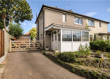 Thumbnail 3 bedroom semi-detached house for sale in Chelsfield Lane, Orpington, Kent