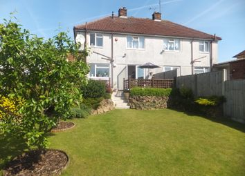 Thumbnail 1 bedroom semi-detached house for sale in Beck Crescent, Mansfield