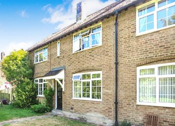 Thumbnail 2 bed terraced house for sale in Cambridge Crescent, Bassingbourn, Royston