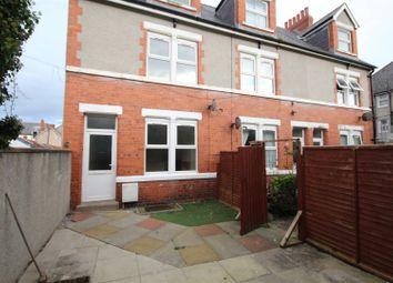 Thumbnail 4 bed terraced house for sale in Avon Terrace, Off Rhiw Bank Avenue, Colwyn Bay