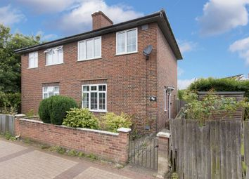 Thumbnail 3 bed semi-detached house for sale in Eastbourne Road, London