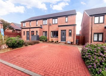 Thumbnail 3 bed semi-detached house for sale in Boyce Way, Old St. Mellons, Cardiff