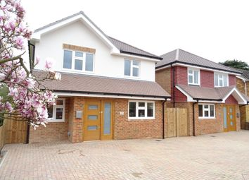 Thumbnail 4 bed detached house for sale in Willow Close, Woodham