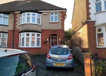 Thumbnail 3 bed terraced house to rent in Park Street, Luton