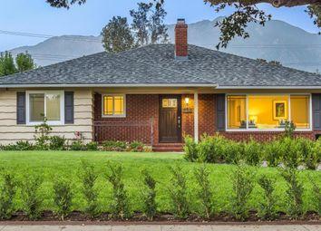 Thumbnail 4 bed property for sale in 1955 Brigden Road, Pasadena, Ca, 91104