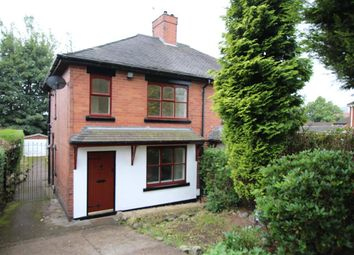 Thumbnail 2 bed semi-detached house for sale in Ashlands Road, Hartshill, Stoke-On-Trent