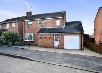 Thumbnail 3 bed detached house for sale in Gordon Crescent, Broadmeadows, South Normanton, Alfreton