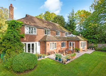 Thumbnail 5 bed detached house for sale in Blackdown Avenue, Pyrford, Surrey