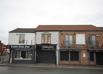 Thumbnail Retail premises for sale in Chorley Road, Swinton, Manchester