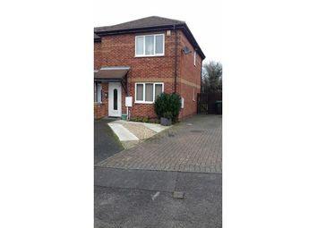 2 bed town house for sale in 33 Clumber Avenue, Brinsley, Nottingham, Nottinghamshire NG16