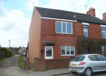 Thumbnail 2 bed flat to rent in Brooklands Avenue, Broughton, Brigg