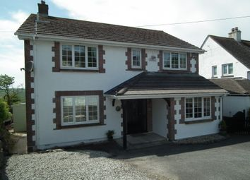 Thumbnail 4 bed detached house for sale in Barbican Road, East Looe, Cornwall