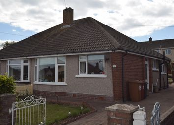Thumbnail 2 bed semi-detached bungalow for sale in Kentmere Crescent, Barrow-In-Furness