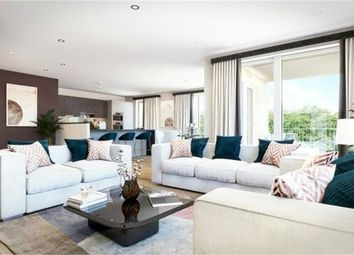 Thumbnail 2 bed flat for sale in The Ridgeway, Mill Hill, London