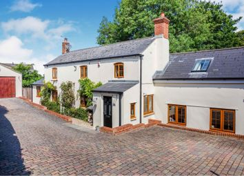 Thumbnail 4 bed detached house for sale in High Street - Blunsdon, Swindon