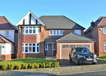 Thumbnail 4 bed detached house for sale in Ophelia Crescent, Cawston, Rugby