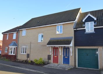 Thumbnail 2 bedroom maisonette for sale in Blackbird Drive, Bury St. Edmunds