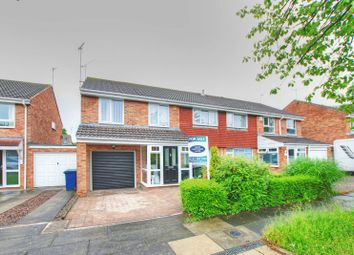 Thumbnail 4 bed semi-detached house for sale in Courtney Court, Newcastle Upon Tyne