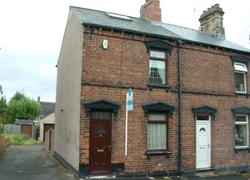 Thumbnail 3 bed end terrace house to rent in New Street, Sheffield