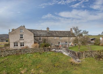 Thumbnail 6 bed farmhouse for sale in Fallen Yew, Underbarrow, Kendal, Cumbria