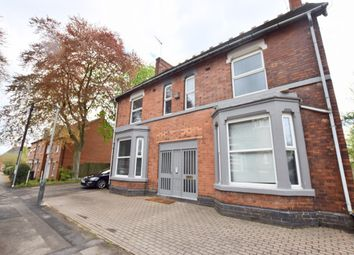 Thumbnail 1 bed flat to rent in Apartment 6, King Edward Road, Nuneaton
