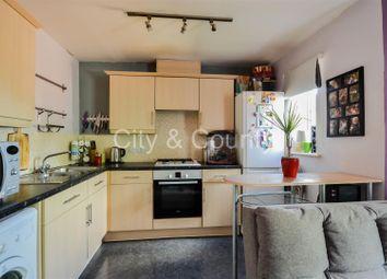 1 bed flat for sale in Queens Walk, Woodston, Peterborough PE2