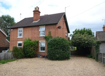 Thumbnail 3 bedroom semi-detached house to rent in Hyde End Road, Shinfield, Reading