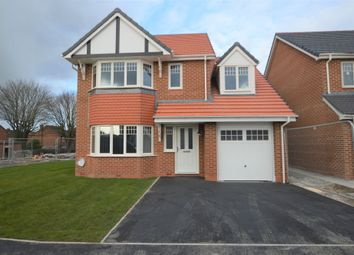 Thumbnail 4 bed detached house to rent in Greenfield Park, Mayfield Park, Saltney, Chester