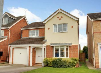Thumbnail 4 bed detached house for sale in Rigby Close, Beverley