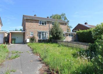 Thumbnail 3 bed semi-detached house for sale in Durford Road, Petersfield