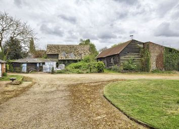 Thumbnail 5 bedroom barn conversion for sale in Widford, Nr Ware, Hertfordshire