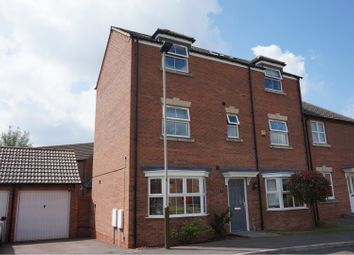 Thumbnail 5 bed semi-detached house for sale in Kepwick Road, Leicester