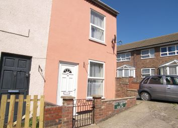 Thumbnail 2 bed end terrace house to rent in Row 34, North Quay, Great Yarmouth