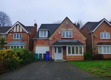 Thumbnail 4 bedroom detached house for sale in Nethercote Avenue, Baguley, Manchester, Greater Manchester