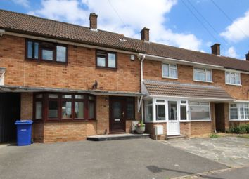 Thumbnail 3 bed terraced house for sale in Cornwell Crescent, Stanford-Le-Hope