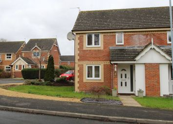 Thumbnail 3 bed end terrace house to rent in Willowbank, Chippenham, Wiltshire