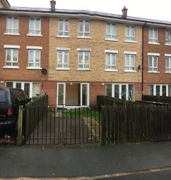 Thumbnail 3 bedroom town house to rent in Golders Green, Wavertree, Liverpool