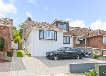 Thumbnail 4 bed semi-detached house for sale in Hillcrest, Brighton