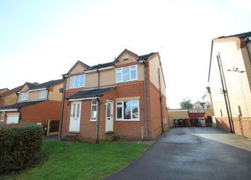 Thumbnail 2 bed semi-detached house for sale in Kingfisher Mews, Morley, Leeds
