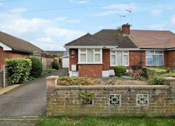 Thumbnail 2 bed bungalow for sale in Seamons Close, Dunstable
