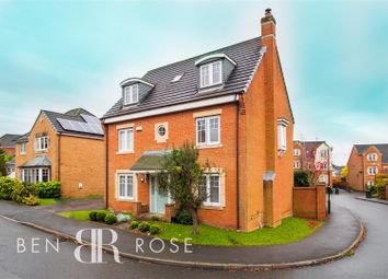 Thumbnail 5 bed detached house for sale in Fairview Drive, Adlington, Chorley