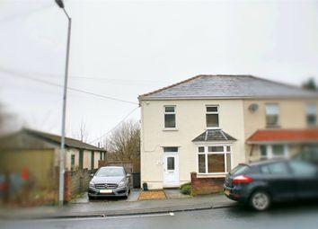 Thumbnail 3 bedroom semi-detached house for sale in Old Road, Neath, Neath, West Glamorgan
