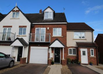 Thumbnail 3 bed terraced house for sale in Whitfell Avenue, Carlisle, Cumbria