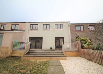Thumbnail 3 bed terraced house for sale in Skibo Avenue, Glenrothes, Fife